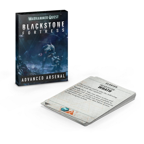 Black Stone Fortress: Advanced Arsenal