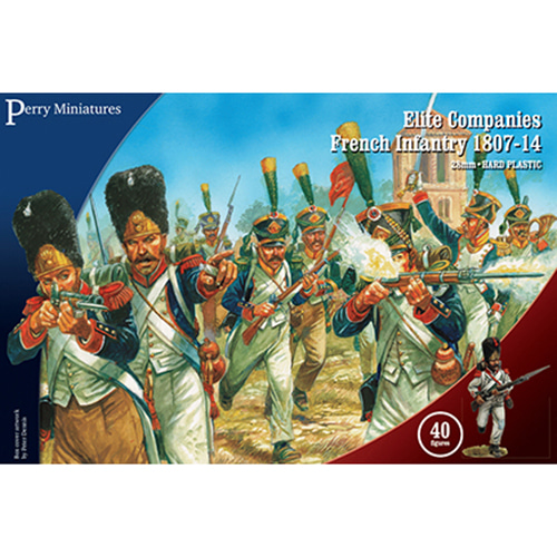 Elite Companies, French Infantry 1807-14
