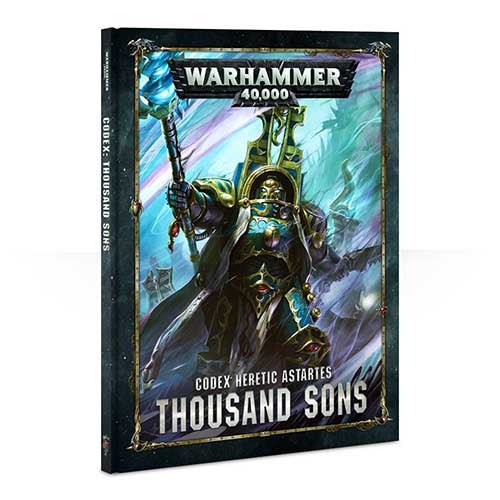 Codex: Thousand Sons