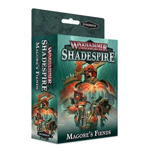 Magore's Fiends