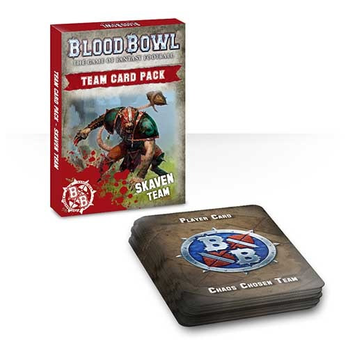 Team Card Pack – Skaven