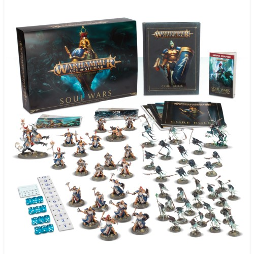 Age of Sigmar: Soul Wars (German/독일어판)