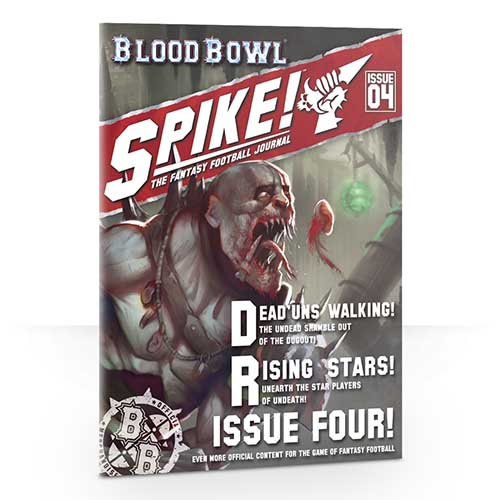 Blood Bowl: Spike! Journal: Issue 4