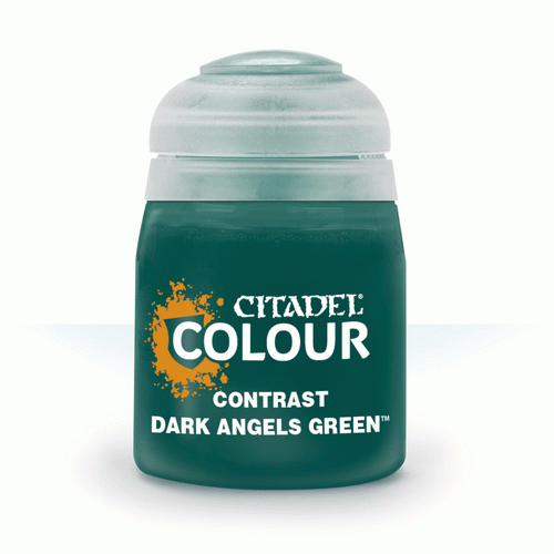 Citadel Contrast 10 Dark Angels Green