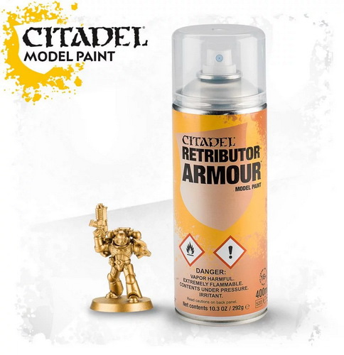 Retributor Armour Spray