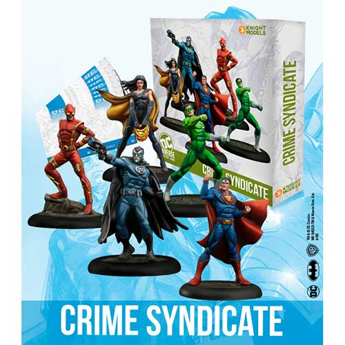 Crime Syndicate Box