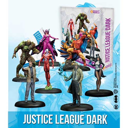 Justice League Dark Box