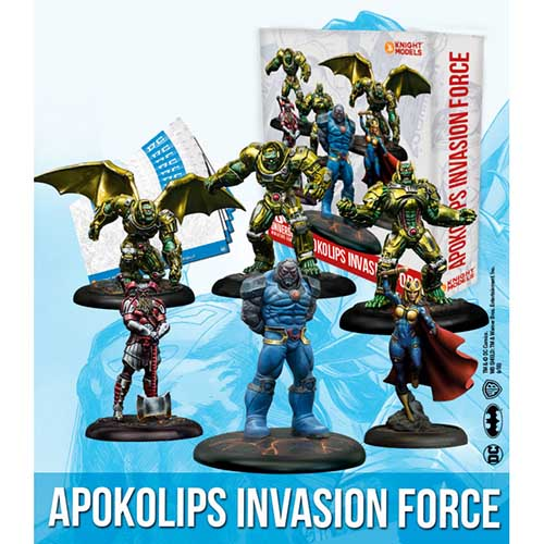 Apokolips Invasion Force Box