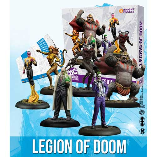 Legion of Doom Box