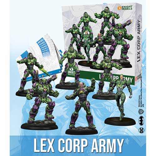 Lex Corp Army Box