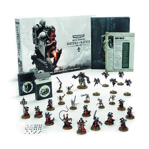 Pre-Order Adepta Sororitas: Sisters of Battle