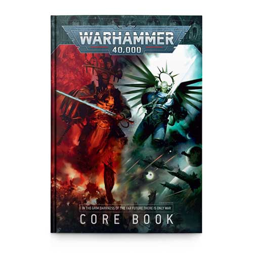 Warhammer 40,000 Core Book