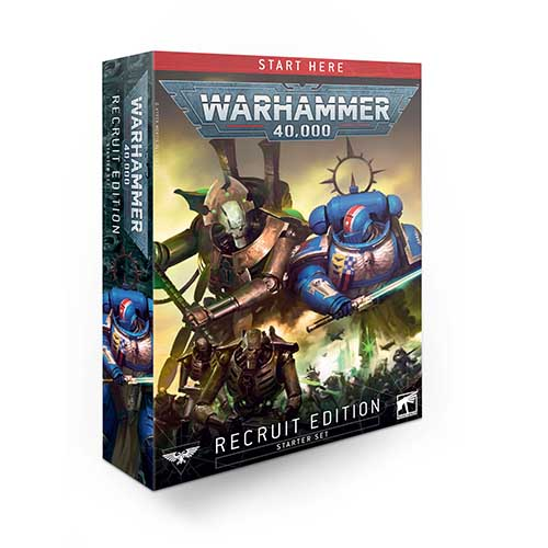 Pre-Order Warhammer 40,000: Recruit Edition