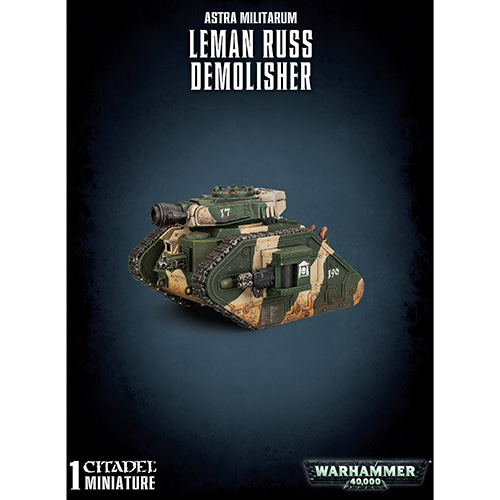 Leman Russ Demolisher/Punisher/Executioner