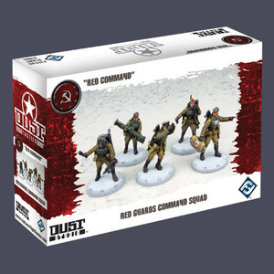 Red Guards Command Squad