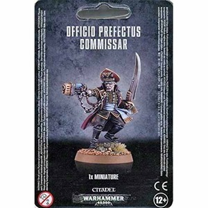 Officio Prefectus Commissar