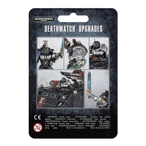 Deathwatch Upgrade Frame