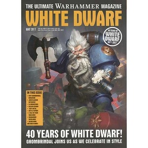 White Dwarf May 2017
