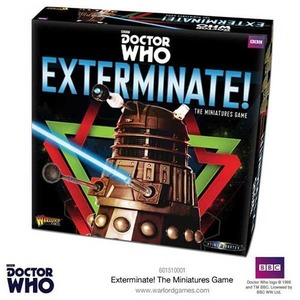 Exterminate! Miniatures Game