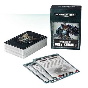 Datacards: Grey Knights