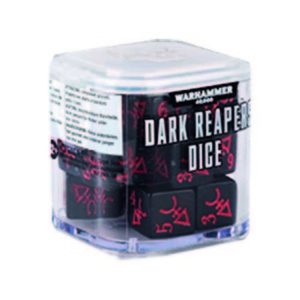 Dark Reapers Dice