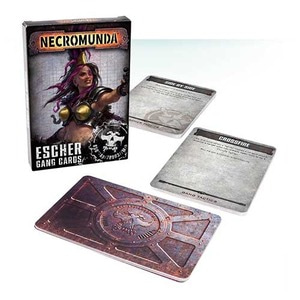 Escher Gang Cards