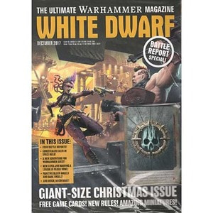 White Dwarf December 2017