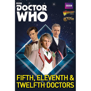 Fifth, Eleventh & Twelfth Doctors