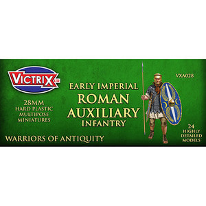 Early Imperial Roman Auxiliaries