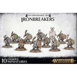 Dispossessed Ironbreakers/Irondrakes