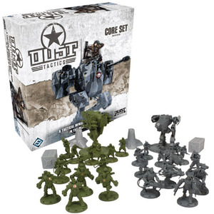 Dust Tactics Core Set
