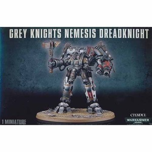Grey Knight Nemesis Dreadknight